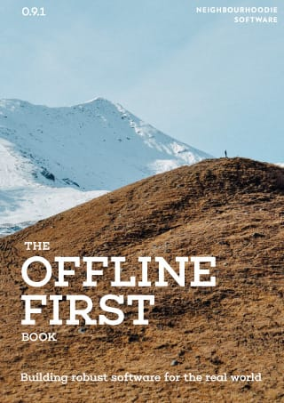 Cover of The Offline First Book